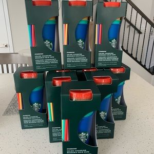 10 packs of color changing cups